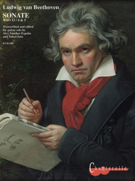 Ludwig Van Beethoven Sonate WoO 33/4/5