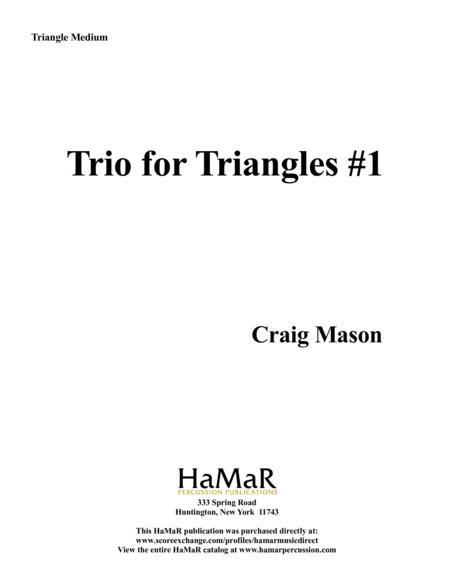 Triangle Trios #1