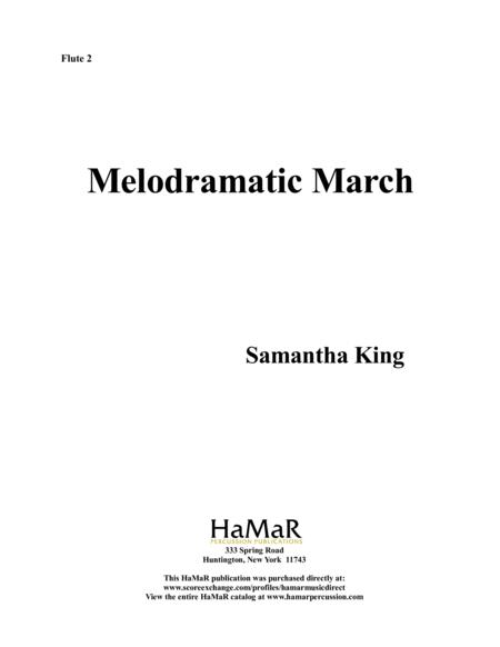 Melodramatic March