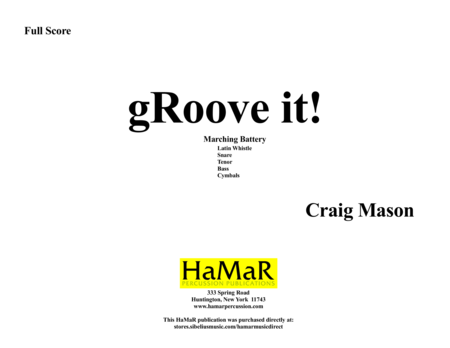 gRoove it!