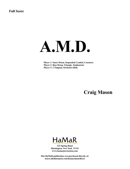 A.M.D.