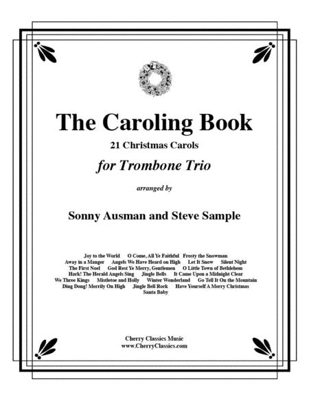 The Caroling Book for Trombone Trio