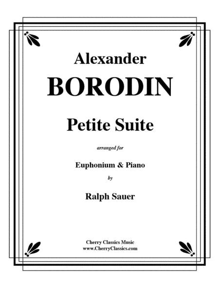 Petite Suite for Euphonium & Piano
