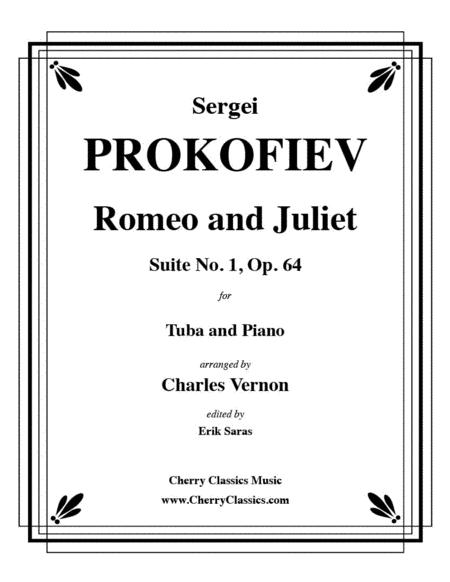 Romeo and Juliet Suite No. 1, Op. 64