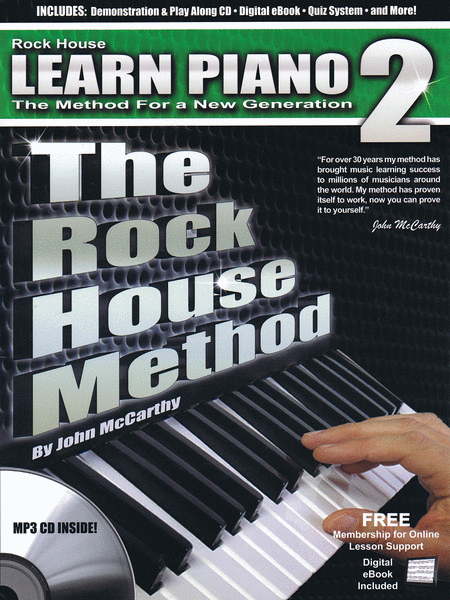 The Rock House Method: Learn Piano 2