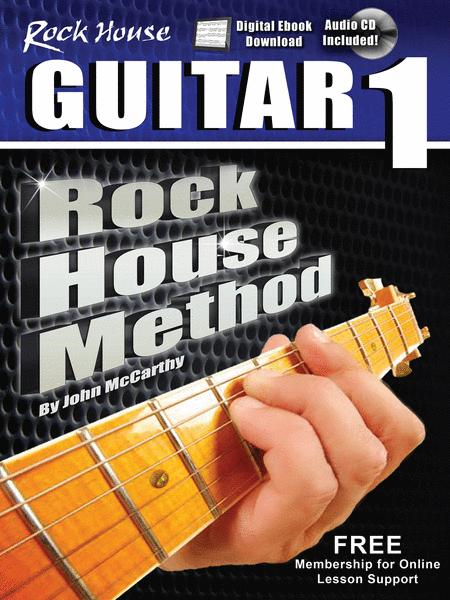 The Rock House Method: Learn Guitar 1