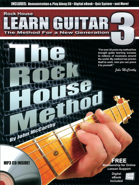 The Rock House Method: Learn Guitar 3