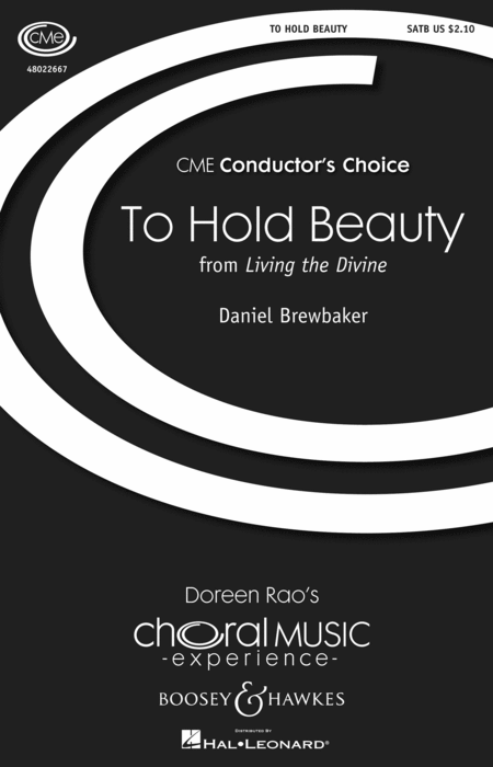 To Hold Beauty