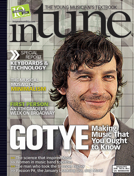 In Tune Magazine - January 2013 Volume 10 No.4