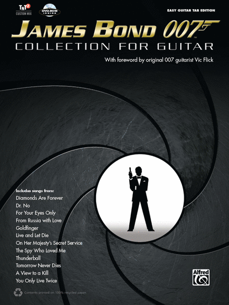 James Bond 007 Collection for Guitar