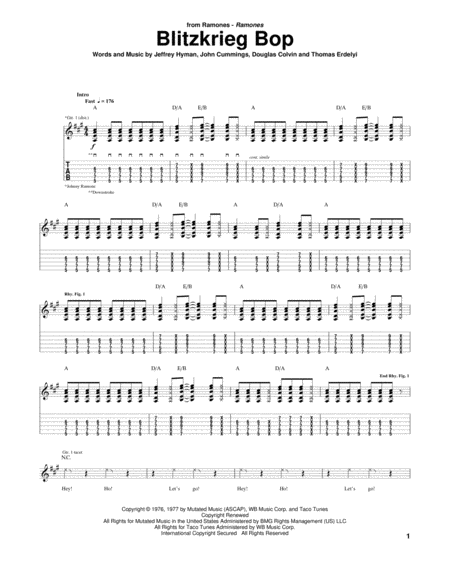 Lips of an angel drum tab
