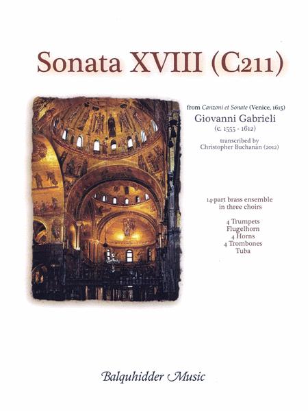 Sonata XVIII (C211)