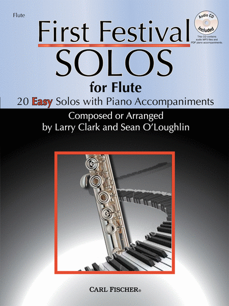 First Festival Solos for Flute