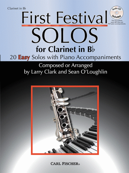 First Festival Solos for Clarinet