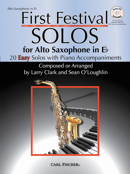 First Festival Solos for Alto Saxophone