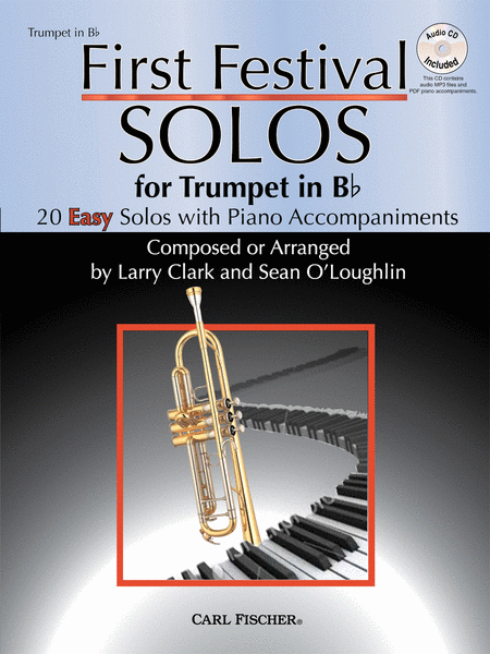 First Festival Solos for Trumpet