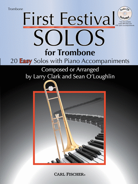 First Festival Solos for Trombone