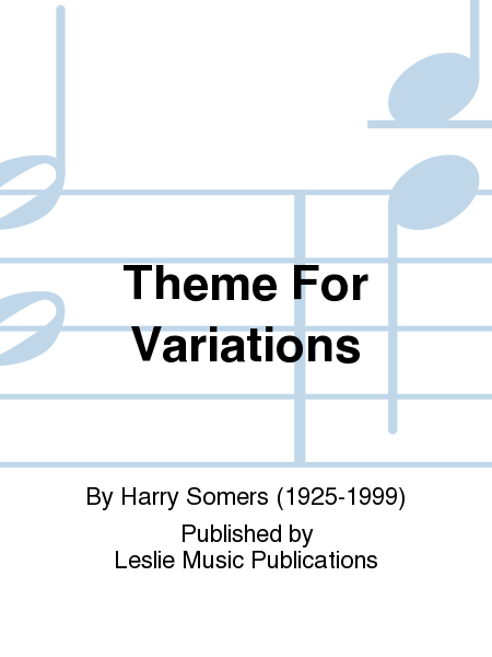 Theme For Variations