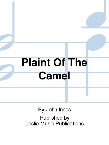 Plaint Of The Camel