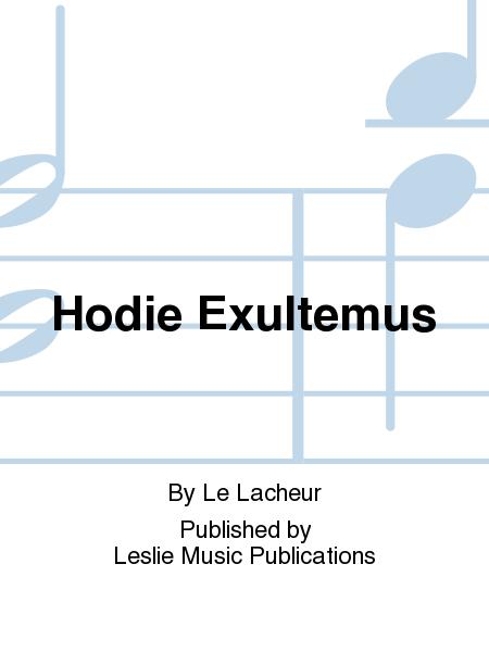 Hodie Exultemus