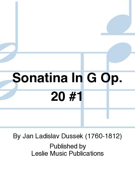 Sonatina In G Op. 20 #1
