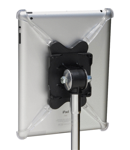 Mic Stand Mount for iPad 2/3