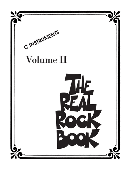The Real Rock Book - Volume II