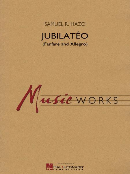 Jubilatéo (Fanfare and Allegro)