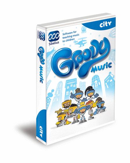 Groovy City - Volume 3