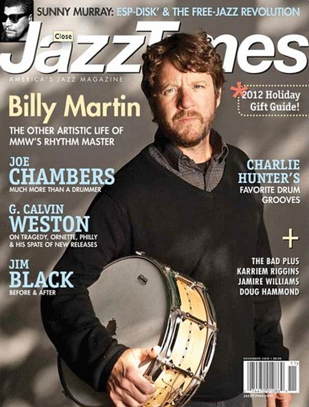Jazz Times Magazine - November 2012