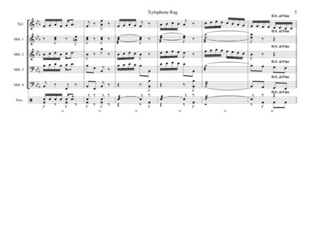 Xylophone Rag