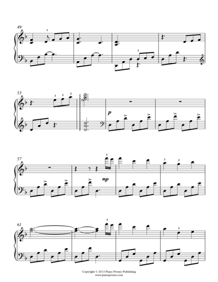 Breaking Free (Int. Piano Solo/New Age)