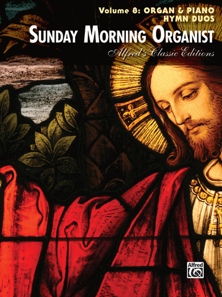 Sunday Morning Organist, Volume 8