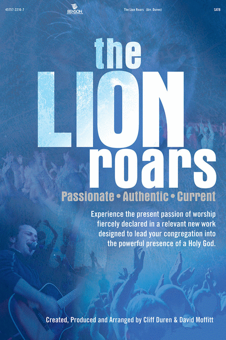 The Lion Roars (Listening CD)
