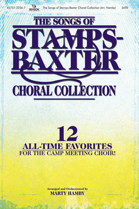 The Stamps-Baxter Choral Collection (Split Track Accompaniment CD)