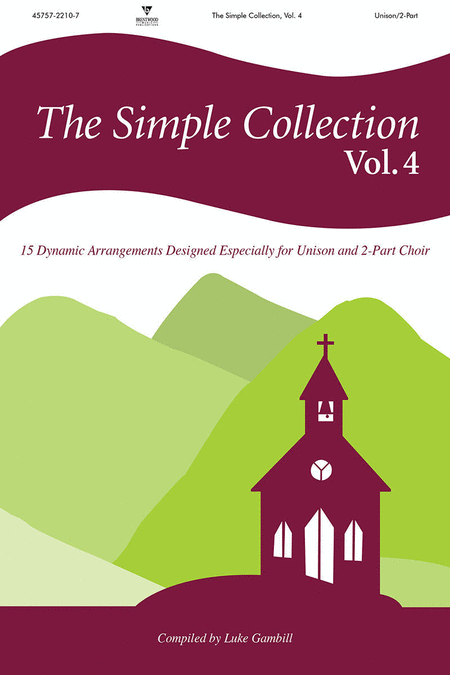 Simple Collection, Volume 4 (Split Track Accompaniment CD)
