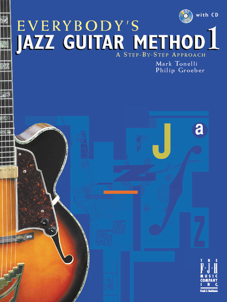 Everybody's Jazz Guitar Method 1 (with CD)