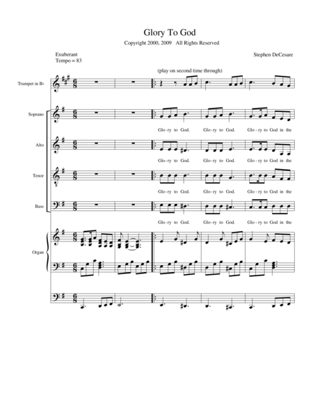 Mass of Our Lady of Mercy (Full Score)