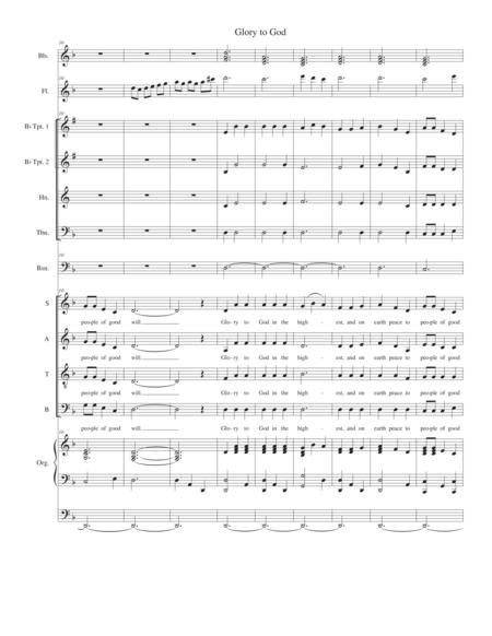 Mass of the Incarnation (Full Score)