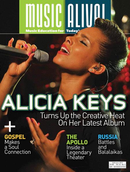 Music Alive Magazine - February 2013 Issue