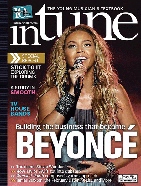In Tune Magazine - February 2013