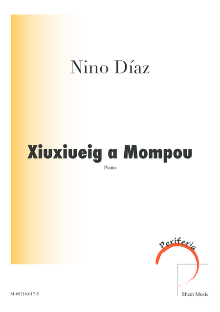 Xiuxiueig a Mompou