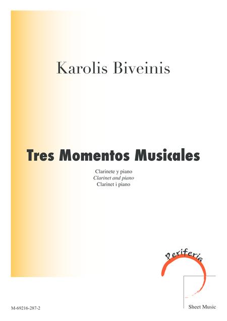 Tres Momentos Musicales