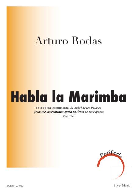 Habla la Marimba