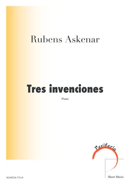 Tres invenciones