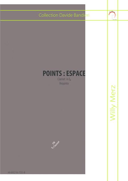 Points : Espace