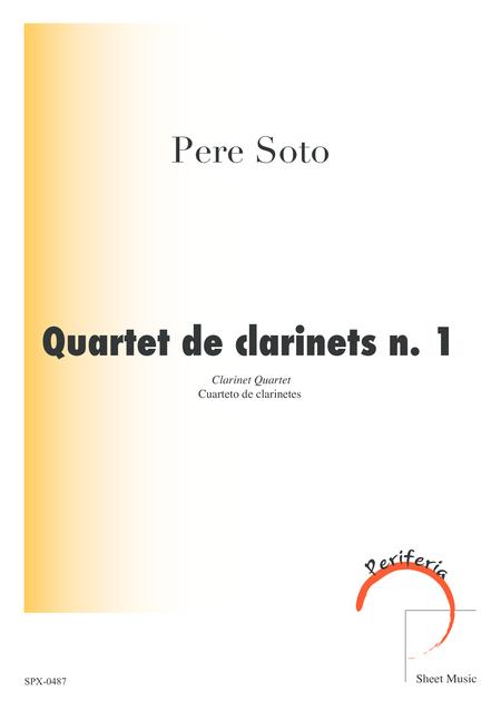 Clarinet Quartet n.1