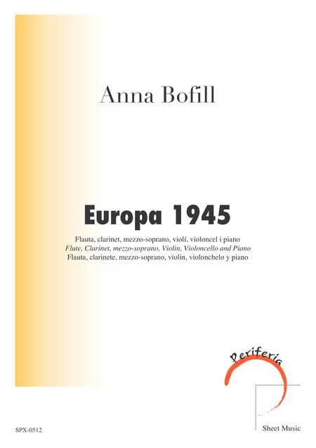 Europa 1945