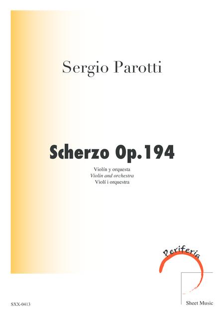 Scherzo Op.194