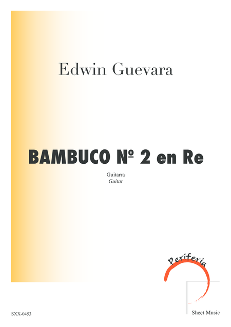 Bambuco no.2 en Re